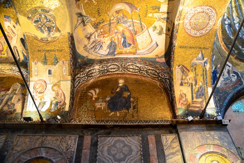 chora church how to get there