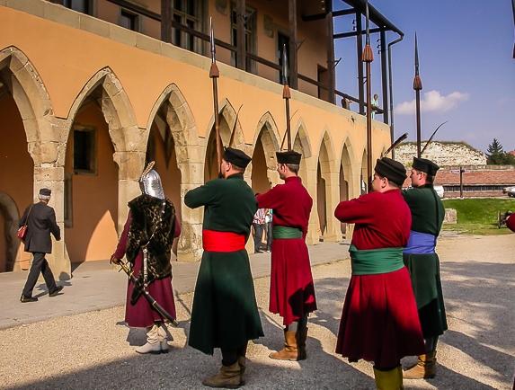 Festivities at Eger Castle