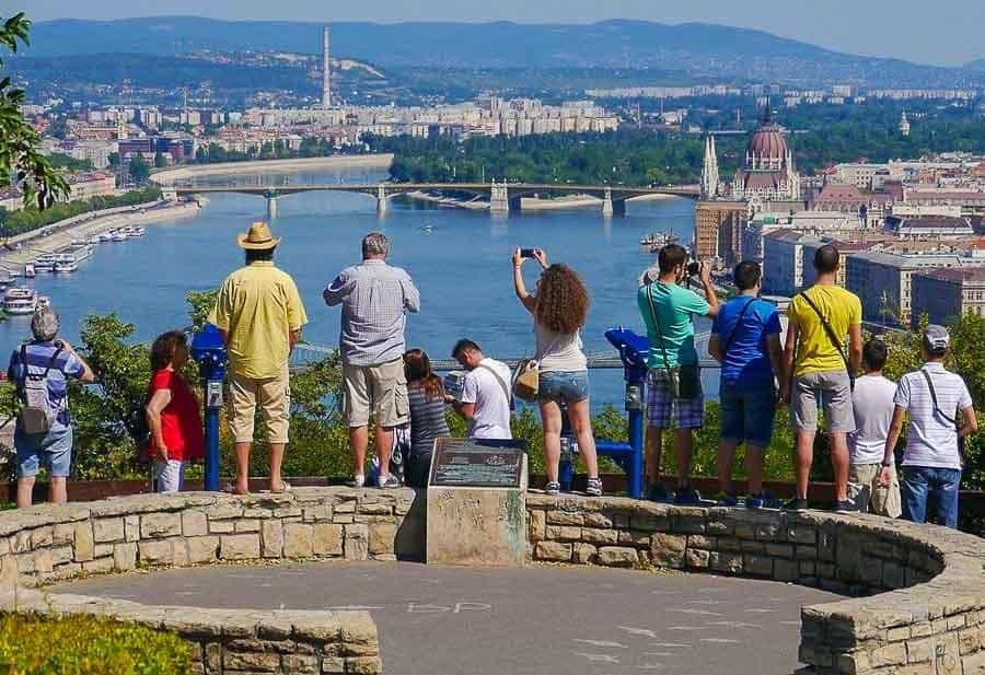 Staying safe in Budapest
