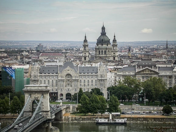 Budapest at a Glance