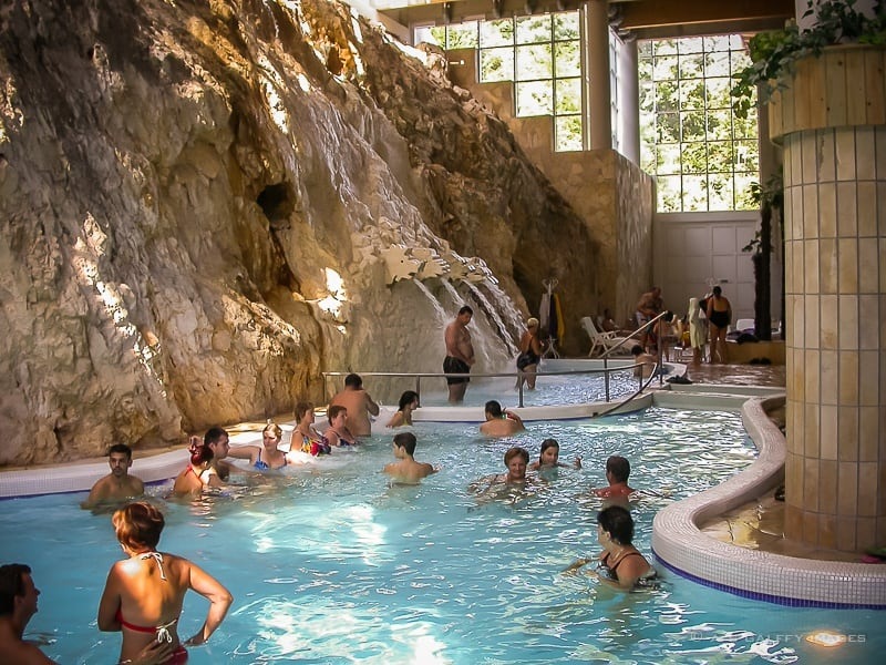 The Miscolc-Tapolca Cave Baths – In the Outskirts of Budapest