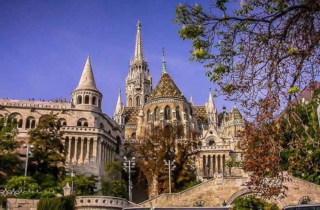 Budapest old town attractions