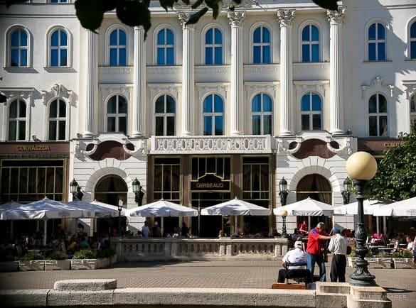 Budapest's Top 10 Restaurants and Cafés