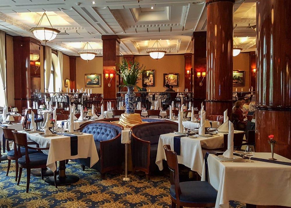 Gundel- best Hungarian restaurants in Budapest