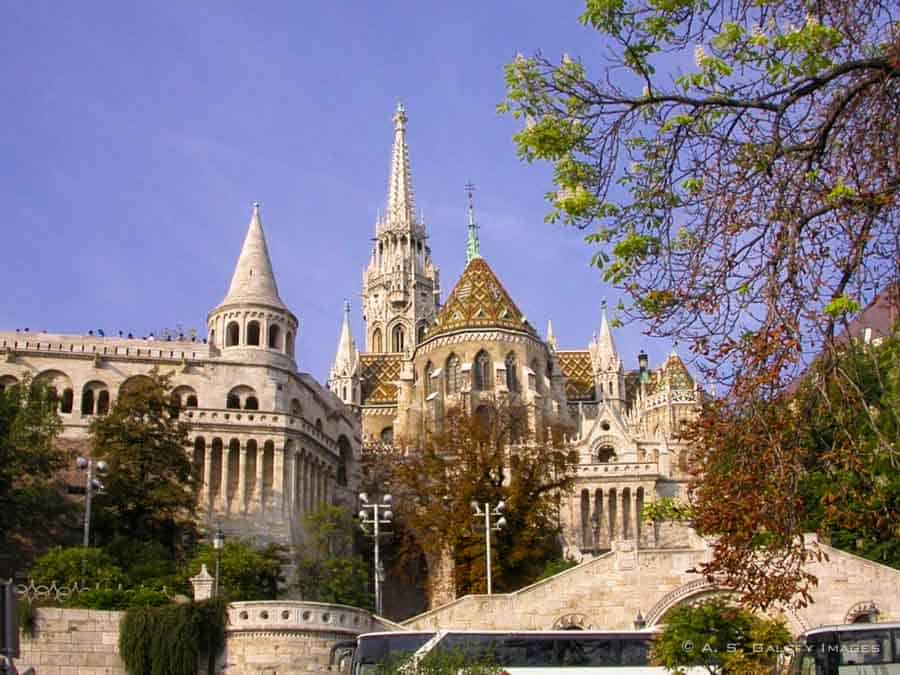Budapest, Hungary - one of the cheapest places to visit in Europe