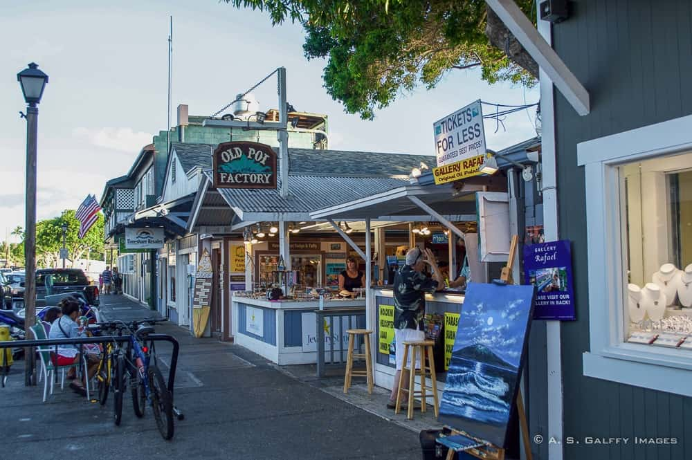 Lahaina / Reasons to love Maui