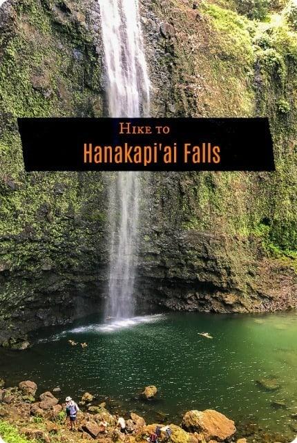 Hike to Hanakapiai Falls