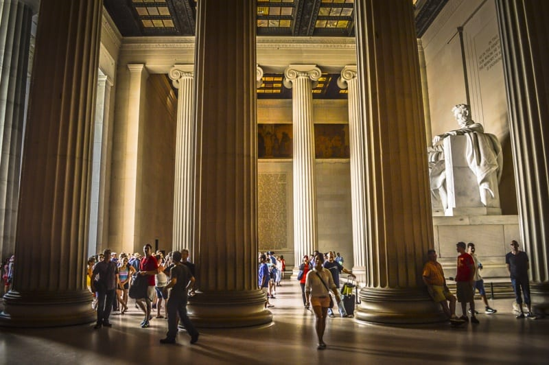 The Weekly Postcard: Lincoln Memorial
