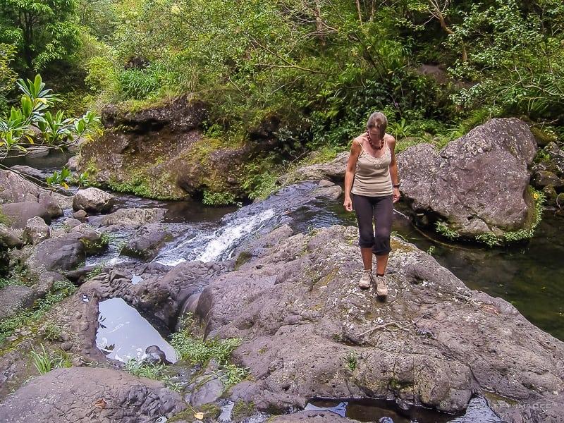Hanakapi'ai Falls – Hiking the Na Pali Coast (Part II)