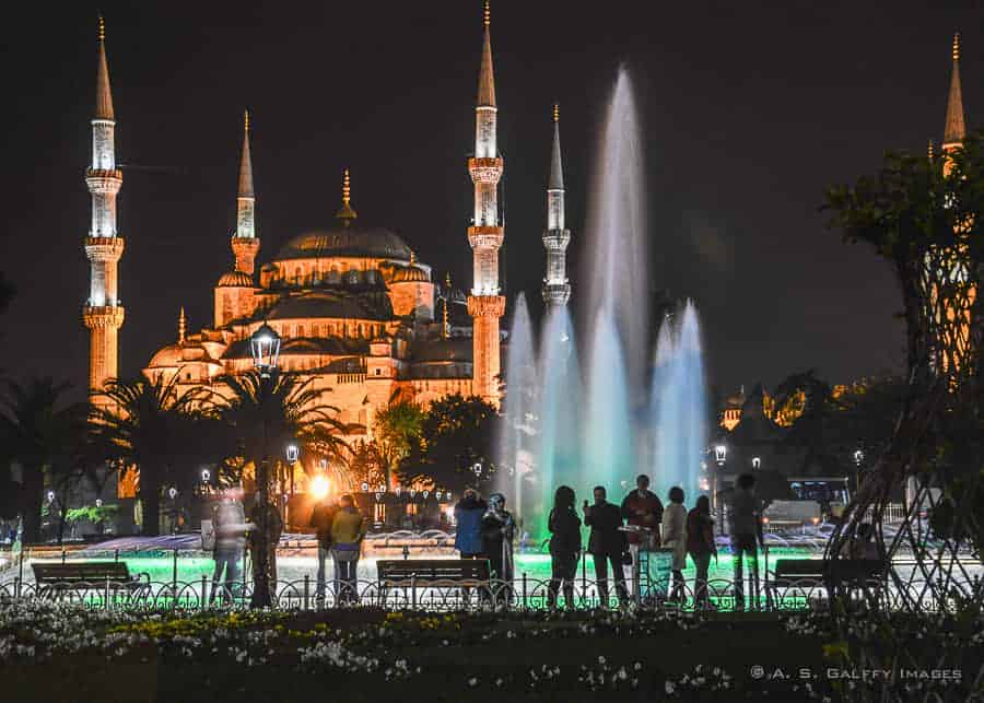 Cheapest countries to visit in Europe: Turkey