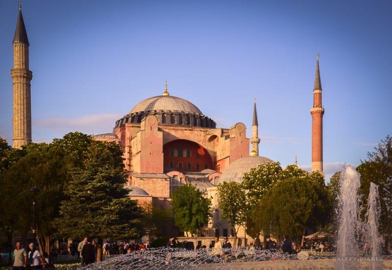 Hagia Sophia Ground floor