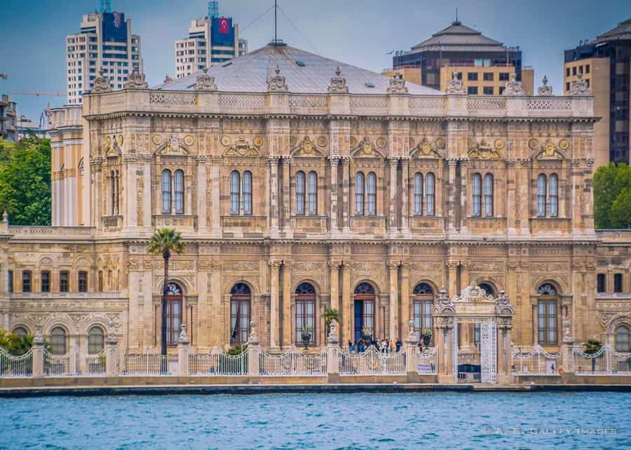 Dolmabahçe Palace - 3 days in Istanbul