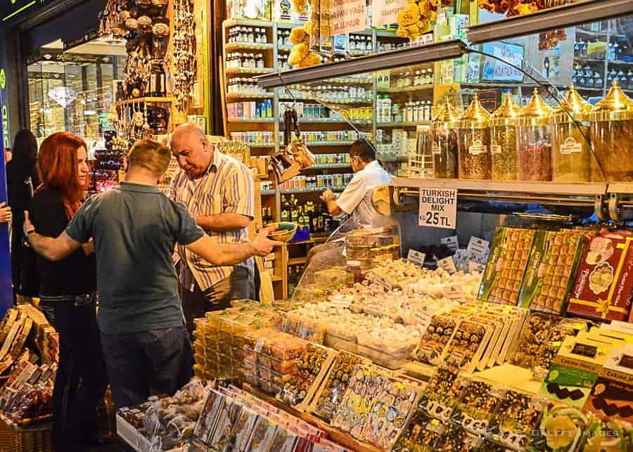 Bargaining in the Grand Bazaar