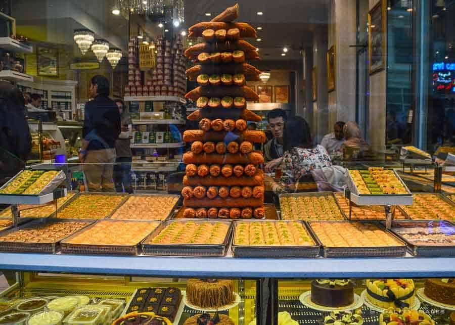 Turkish desserts