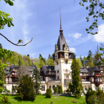 The Weekly Postcard: Peles Castle in Sinaia