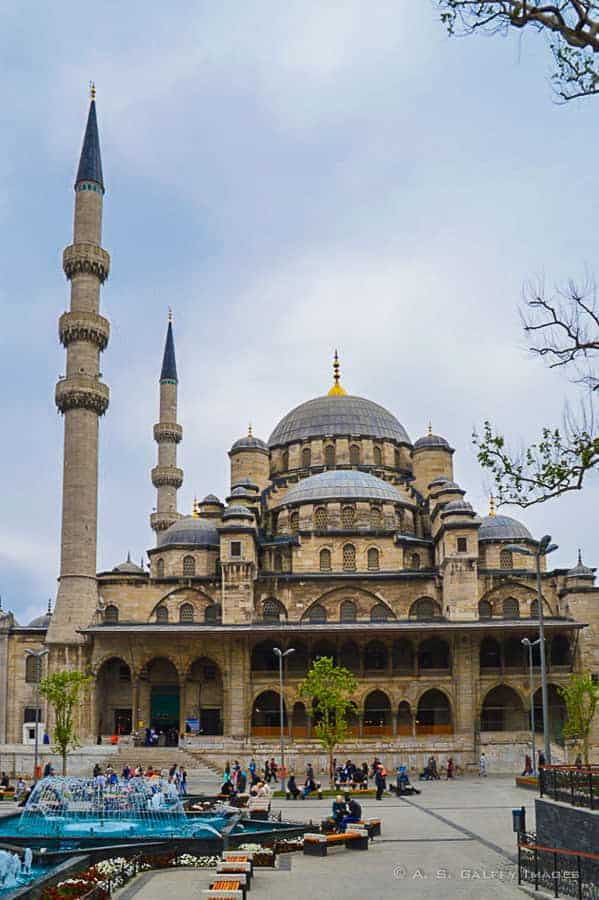 Süleymaniye Mosque - 3 days in Istanbul