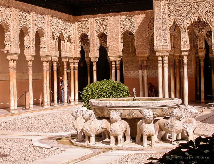 The Lions of Alhambra