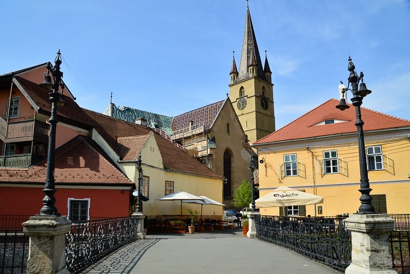 Transylvanian Trails: The Historic Center of Sibiu