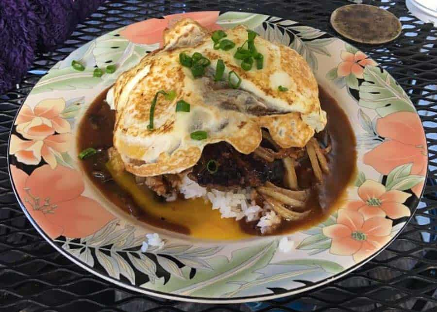 Paniolo Pork Chops in Maui