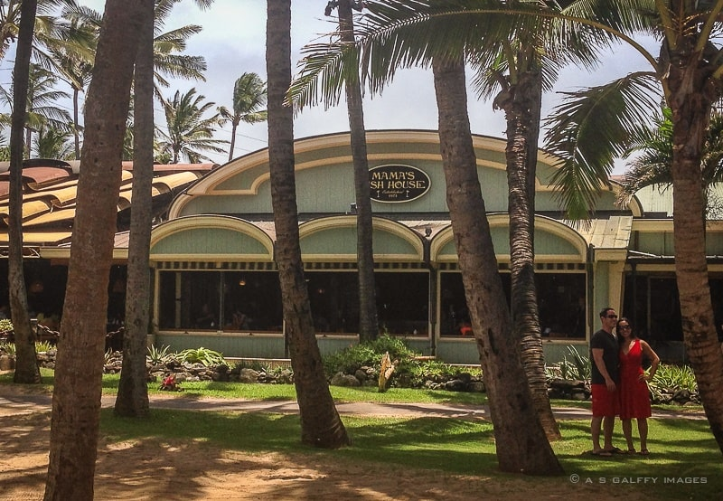 Mama's Fish House Restaurant - best places to eat on Maui