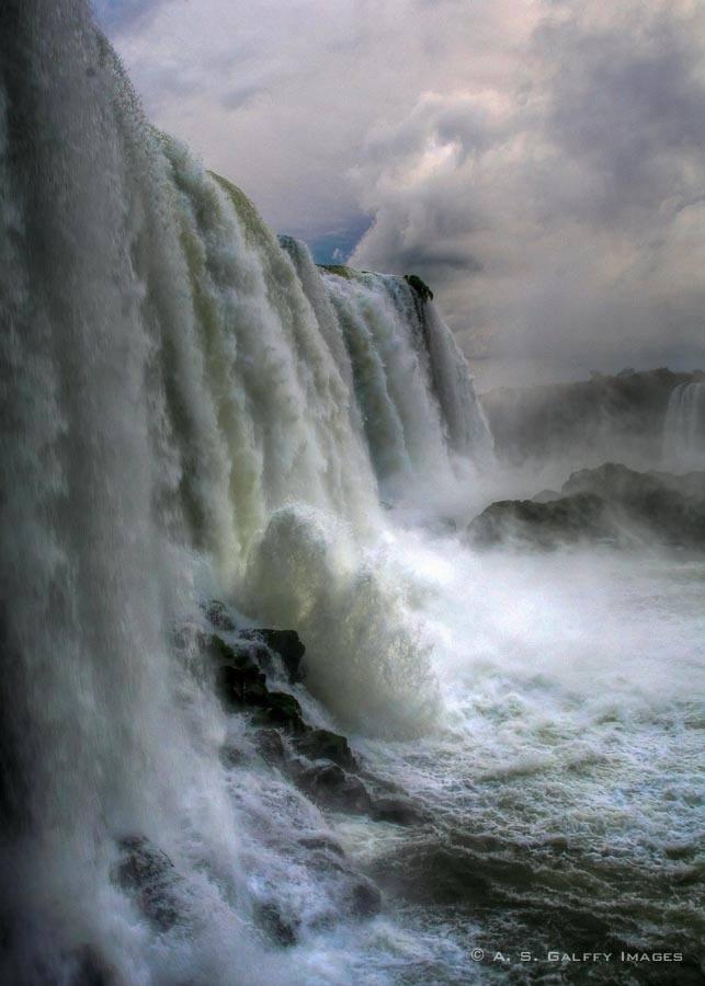 Brazilian side of Iguazu