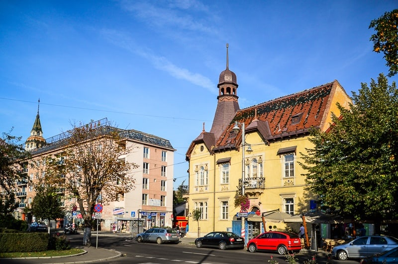 Things to do in Târgu Mures: walk around the old town