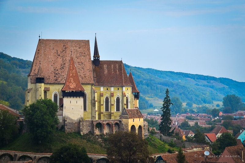 Biertan – Anatomy of a Fortified Church