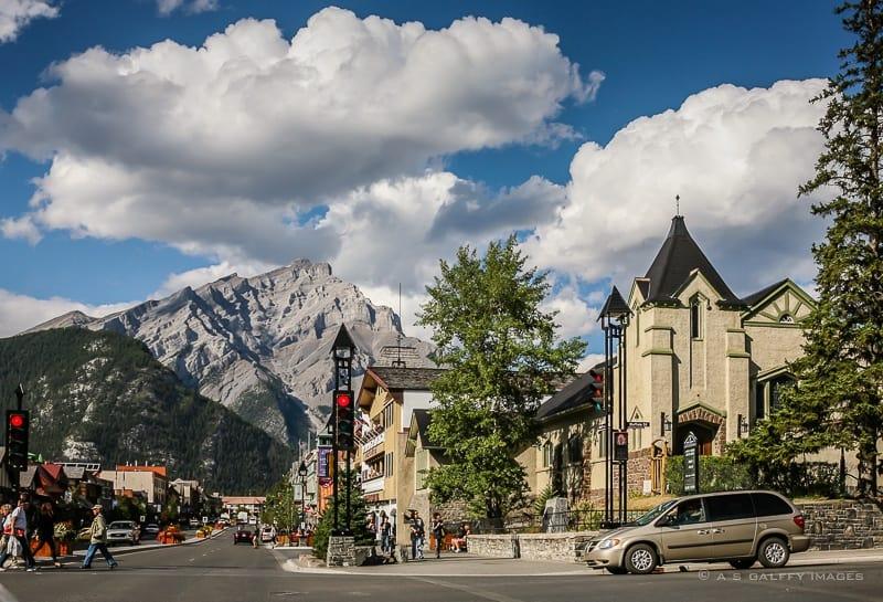 Banff travel guide