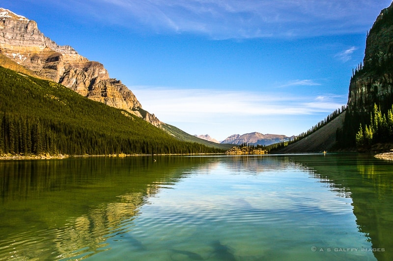 The Weekly Postcard: Banff National Park, Canada