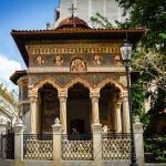 The Weekly Postcard: Stavropoleos Monastery in Bucharest