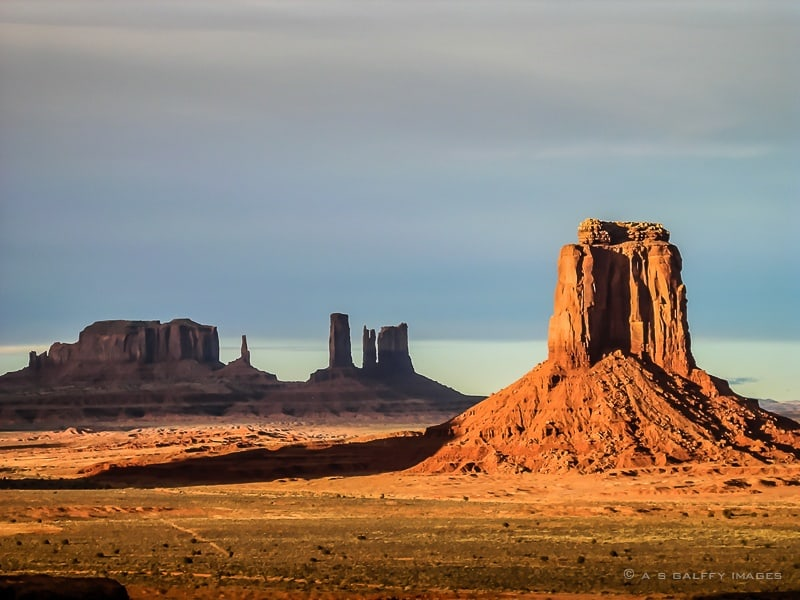 The Weekly Postcard: Monument Valley, Arizona