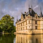 The Weekly Postcard: Château d'Azay-le-Rideau