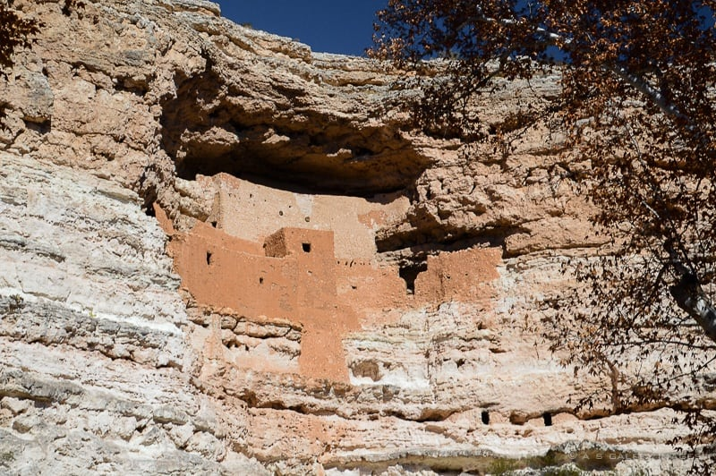 The Weekly Postcard: Montezuma Castle Monument, Arizona