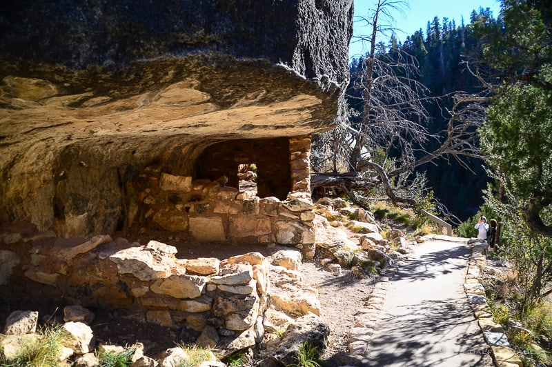 Living With the Sinagua: The Walnut Canyon Cliff Dwellings