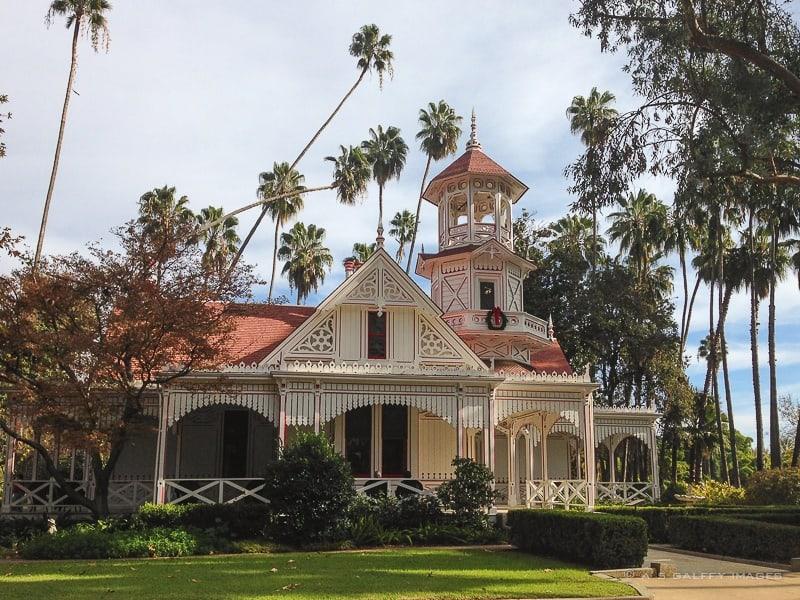 Queen Anne Cottage at the Arboretum