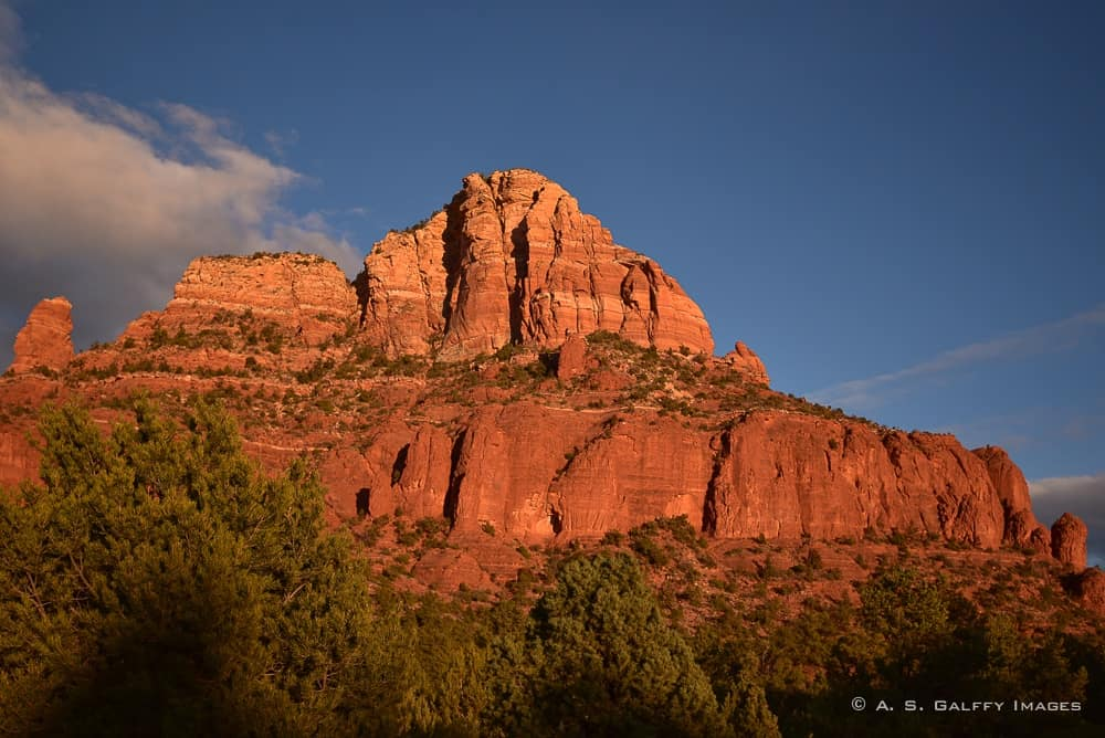 One day in Sedona