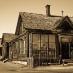 Bodie, the Eastern Sierra Ghost Town