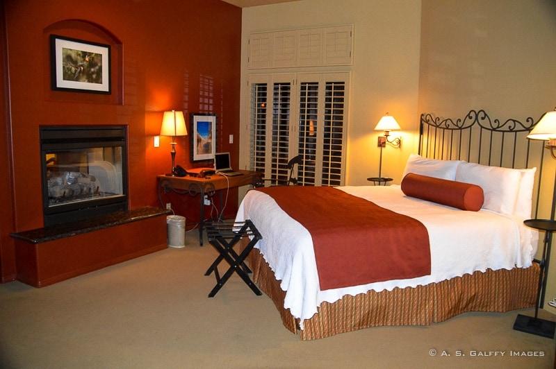 Hotel Room in Sedona