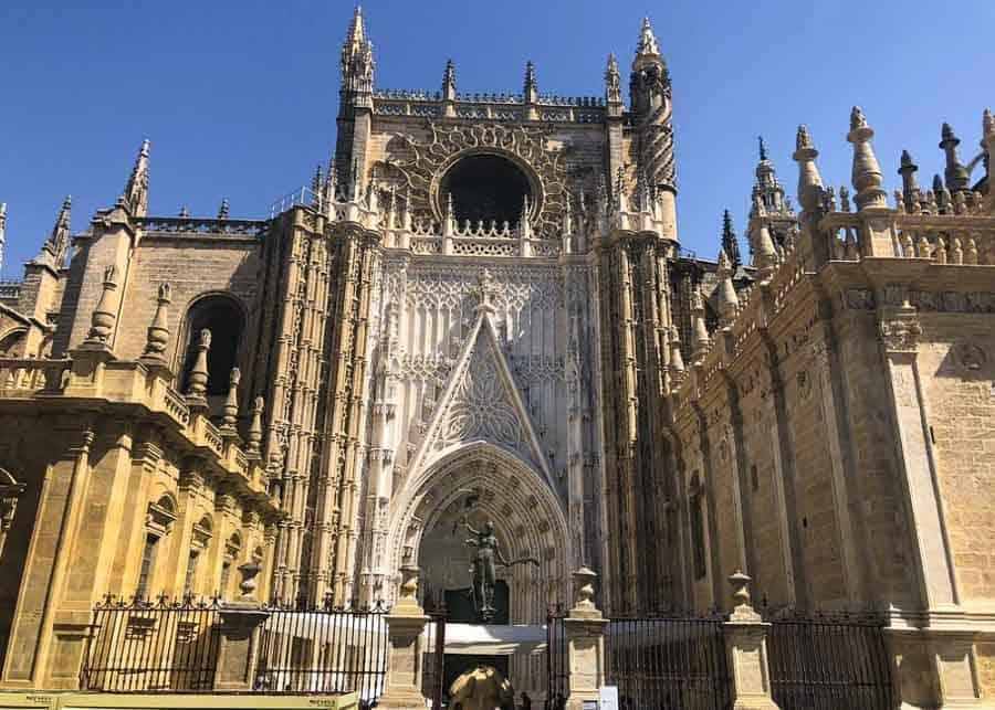 Visiting the Cathedral of Seville