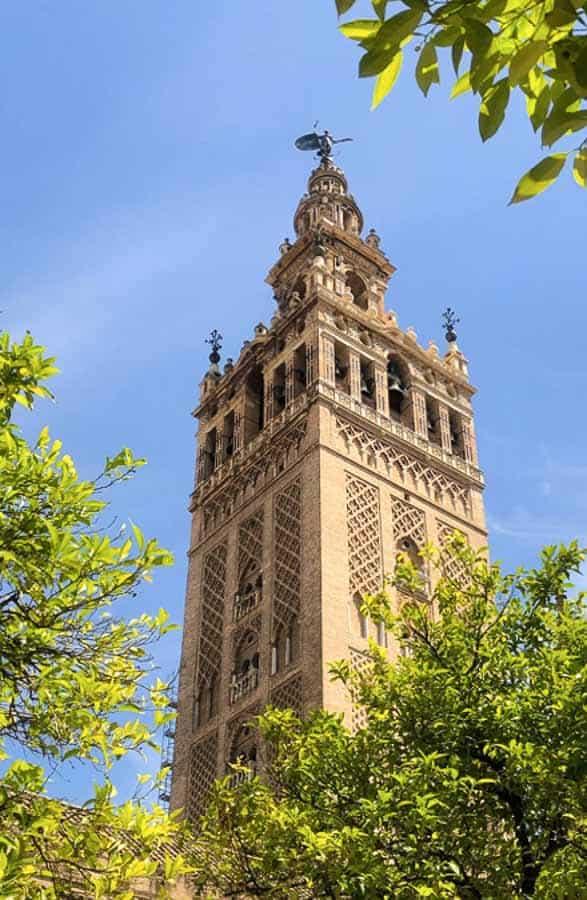 Giralda Bell Tower