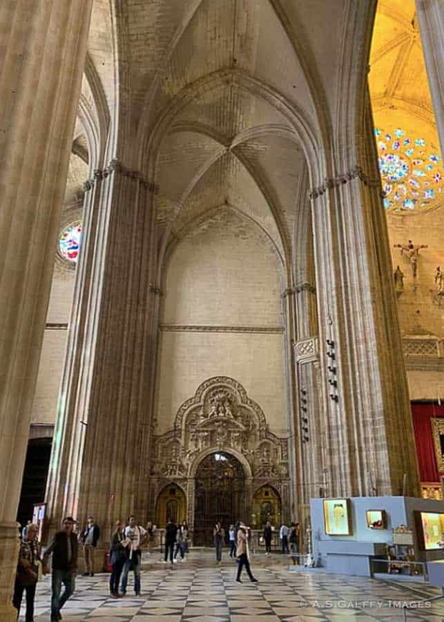 Cathedral of Seville nave