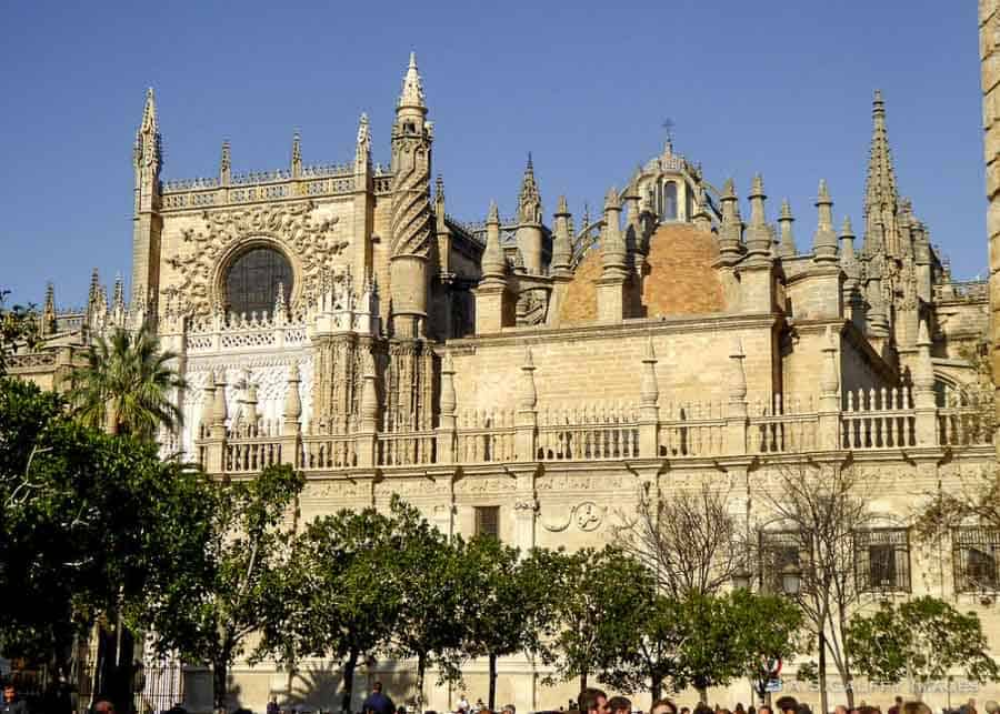 Visiting the Seville Cathedral