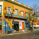 The Weekly Postcard: Caminito, La Boca