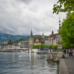 The Weekly Postcard: A Day in Lucerne