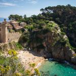 The Weekly Postcard: Tossa de Mar, Spain
