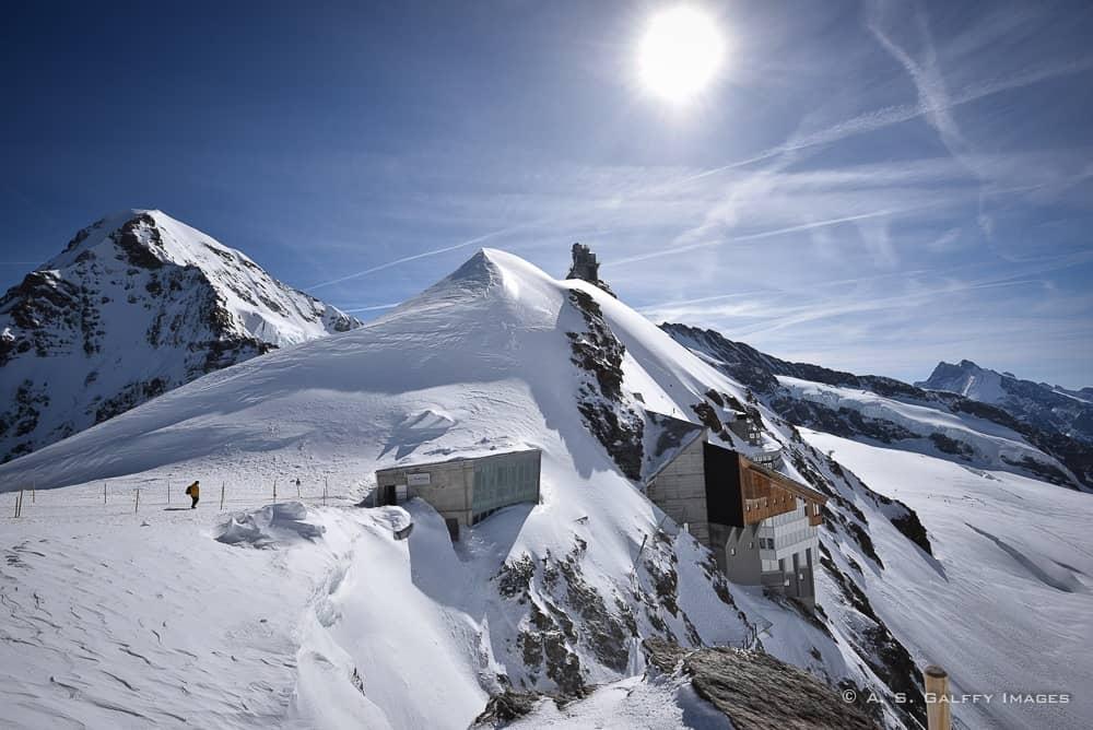 Amazing destinations: Jungfraujoch, Switzerland