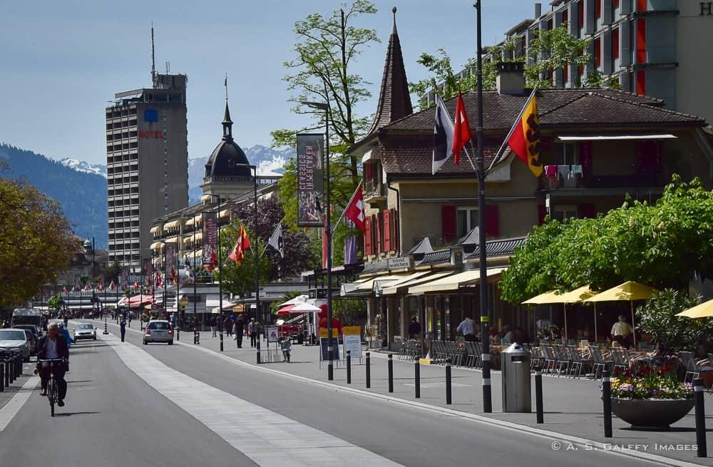 Interlaken Main Street