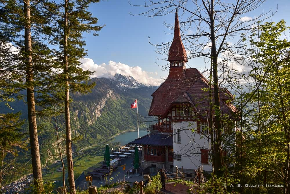 Harder Kulm Peak: Is This Place for Real?