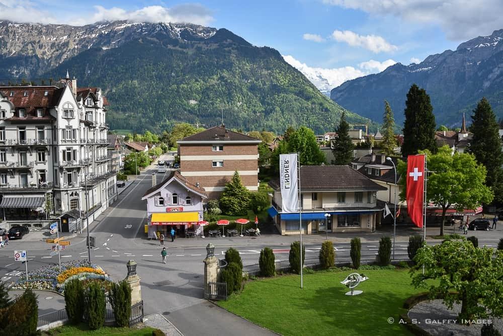 10 days in Switzerland itinerary: Interlaken