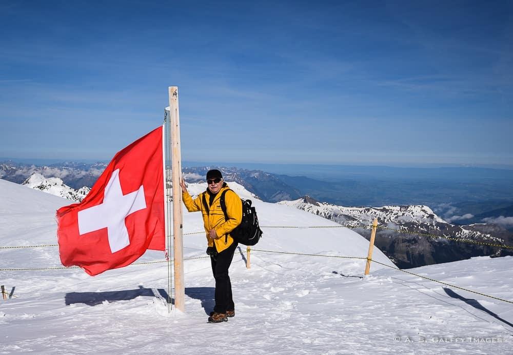 Switzerland Itinerary: Jungfraujoch